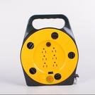 【鼎立資訊】明家 捲線器 安全電源捲線器 1開關6孔輪座附接地8M 線長8米
