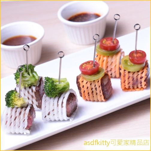 asdfkitty可愛家☆日本NONOJI網狀削皮刀-網狀造型.容易吸附醬汁-日本正版商品