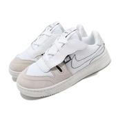 Nike 休閒鞋 Squash-Type TD 白 灰 童鞋 小童鞋 運動鞋 【ACS】 CJ4121-100