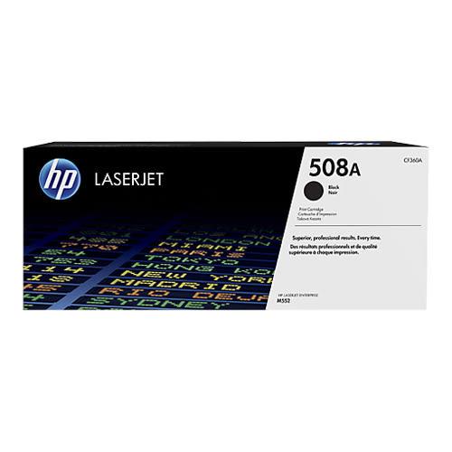 HP CF360A 原廠黑色碳粉匣 適用 CLJ M552 / M553