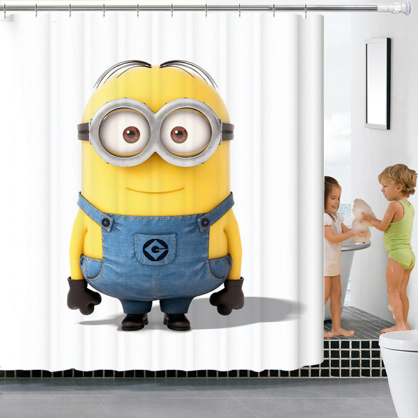 小小兵戴夫浴室防水浴簾 GBC-3490