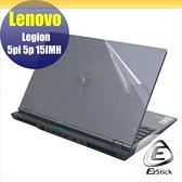 【Ezstick】Lenovo Legion 5p 5pi 15 IMH 二代透氣機身保護貼 DIY 包膜