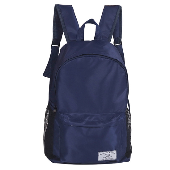 後背包 收納包 可折疊後背包 出國旅遊 旅行出差 登山 防潑水 韓版可折疊後背包【Y058】MY COLOR