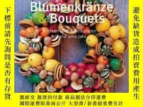 二手書博民逛書店Blumenkranze罕見Bouquets: Ideen An