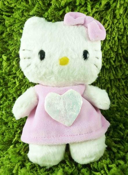 【震撼精品百貨】Hello Kitty 凱蒂貓~KITTY絨毛娃娃-粉天使
