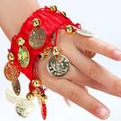 肚皮舞手鍊.兒童雪紡吊幣肚皮舞手鍊(一對)手環.手鏈.肚皮舞飾品.表演飾品.推薦哪裡買專賣店
