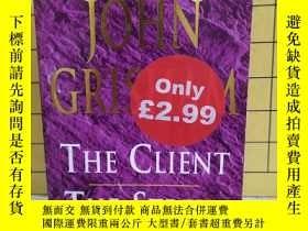 二手書博民逛書店THE罕見CLIENT THE STREET LAWYERY6279 JOHN GRISHAM - 出版20