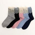 日本古典玫瑰棉質短襪~夏綠蒂didi-shop