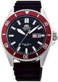 【分期0利率】ORIENT 東方錶 紅水鬼 藍寶石水晶鏡面 自動上鏈 機械錶 潛水錶 公司貨 RA-AA0011B