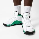 【12周年慶跨店現貨折後$6880】NIKE Jordan 13 Retro XIII Ray Allen 白綠 喬丹 男鞋 籃球鞋 DB6537-113