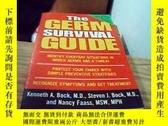 二手書博民逛書店英文原版罕見The germ suvial guide13037