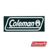 Coleman 原廠貼紙-S 【GO WILD】