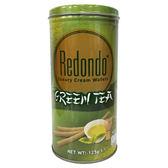 瑞登歐式捲心酥-綠茶125g【愛買】