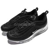 Nike 休閒鞋 Air Max 97 黑 白 男鞋 復古慢跑鞋 氣墊 反光 運動鞋【PUMP306】 921826-001