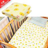 (大) 嬰兒防水隔尿墊 卡通印花防水墊 不挑花色《70x120cm》LISM9077(購潮8)
