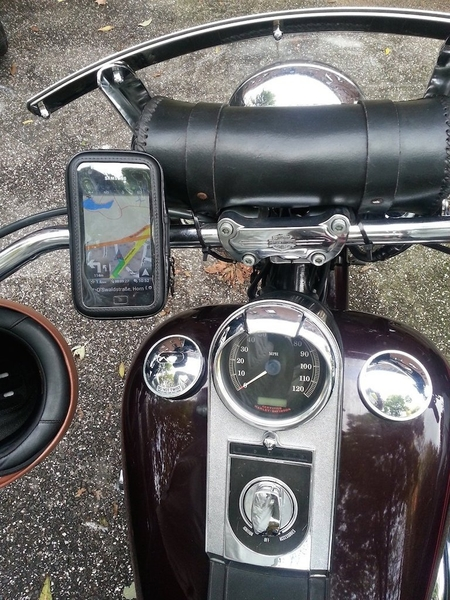 iphone 7 8 plus x 11 pro機車支架手機套防水殼防水包手機座摩托車外送導航手機車架固定座手機架