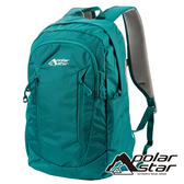 【PolarStar】休閒透氣背包 22L『綠色』P19802 露營.戶外.旅遊.登山背包.後背包.肩背包.手提包.行李包