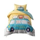 快速出貨兒童幼兒園被子三件套全棉被褥寶寶午睡純棉床上