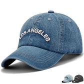 新款簡約牛仔棒球帽男士時尚韓版潮戶外遮陽鴨舌帽春夏季女式帽子