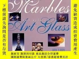 二手書博民逛書店Contemporary罕見Marbles And Related Art Glass-當代大理石及相關藝術玻璃奇