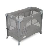 【贈鯨魚手搖鈴】奇哥 joie Kubbie sleep 多功能床邊嬰兒床|遊戲床(附防護罩)