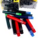 【DE261】可換筆芯白板筆(專用墨水) 水性筆墨白夾 水性筆專用墨水管★EZGO商城★