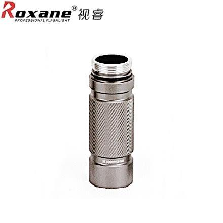 又敗家@Roxane手電筒K66延長管K66加長管(可多裝電池讓強光手電筒更爆亮且可隨身防暴防盗及汔車)