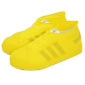 戶外乳膠沙漠防沙旅行防雨天防水鞋套男女兒童腳套雨鞋套非一次性   後街五號