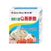 糖友寶 海鮮火腿Q燕麥飽 (50gm*8包 / 12盒)【杏一】