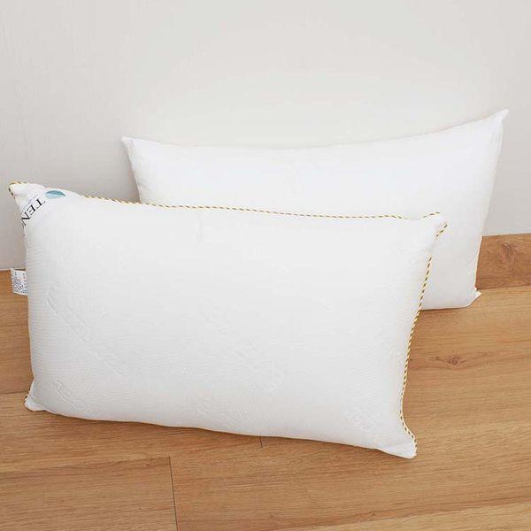 3D 天絲 冬夏兩用枕 採用日本原料 透氣 柔軟 台灣製(偏軟枕)《Dr.Air透氣專家》