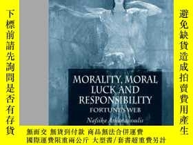 二手書博民逛書店Morality,罕見Moral Luck And Respon
