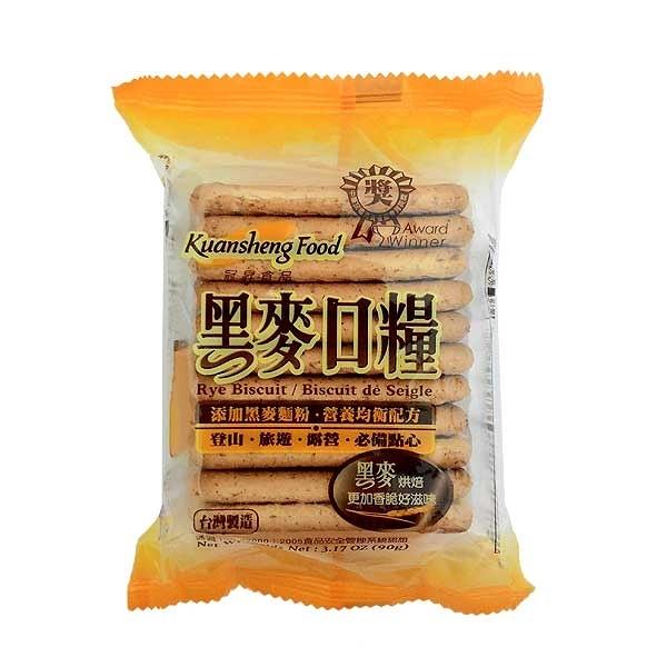 冠昇黑麥口糧90g【康鄰超市】