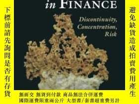 二手書博民逛書店Fractals罕見And Scaling In Finance-金融中的分形與標度Y436638 Benoi