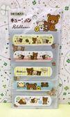 【震撼精品百貨】Rilakkuma San-X 拉拉熊懶懶熊~OK蹦收納袋-1708玩耍#69299