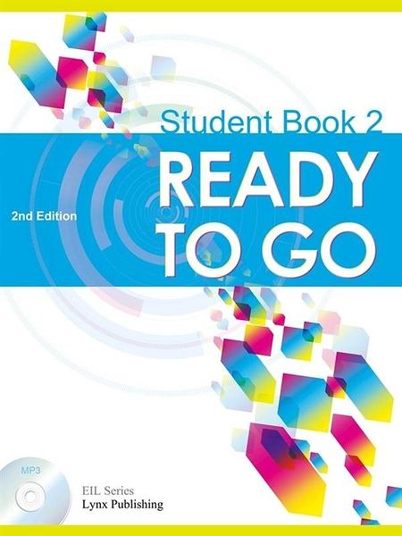 (二手書)Ready to Go Student Book 2, 2/e (with MP3)