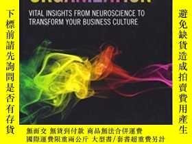 二手書博民逛書店The罕見Fear-free Organization: Vital Insights From Neurosci