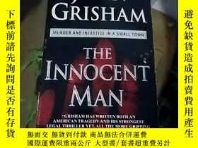 二手書博民逛書店The罕見Innocent Man: Murder and In