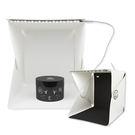 LED網拍神器便攜攝影棚 乙入 內附usb線 ◆86小舖◆