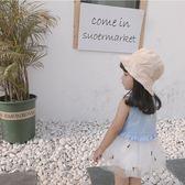 寶寶連衣裙女童夏裝2018新款1正韓紗裙兒童夏季吊帶裙公主裙子3歲【全館免運店鋪有優惠】