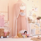雪紡蕾絲北歐風INS 21年新款兒童帳篷簡約熱賣嬰兒蚊帳家居裝飾
