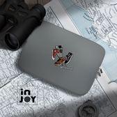復古街頭運動筆電包 筆記本電腦包  INJOY Mall【A830002】電源收納包 蘋果 MacBook
