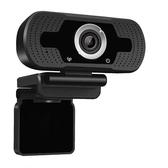 視訊攝影機台式電腦高清網路攝像頭USB直播網課電腦攝像頭1080P視訊會議通話