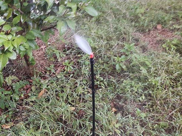 16mm PE管10公尺小面積微霧套裝組合