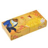 【京之物語】日本迪士尼代購日本製情人節美女與野獸盒裝巧克力禮盒-預購商品