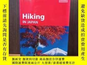 二手書博民逛書店Lonely罕見Planet Hiking in Japan (Travel Guide)Y12800 Lon