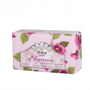 歐洲手工皂(優雅/土耳其紫羅蘭)250g