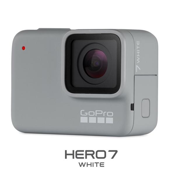 3C LiFe GOPRO HERO7 White 運動攝影機 CHDHB-601-LE 極限運動 攝影機 台灣代理商公司貨