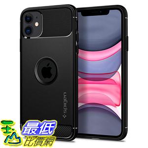 [8美國直購] amazon 推薦 軍規 Spigen Rugged Armor Designed for Apple iPhone 11 Case (2019)