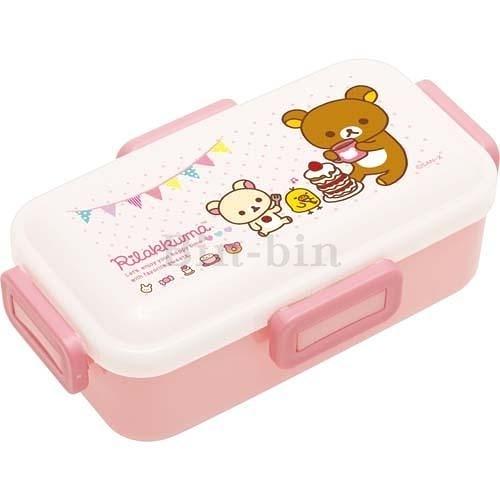 拉拉熊 便當盒/719-539