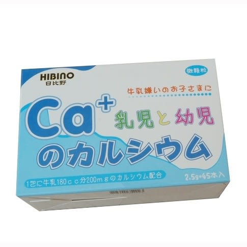 日比野寶寶優力CA-2.5g*45入/盒【六甲媽咪】